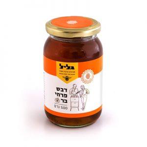 דבש פרחי בר 500 גרם