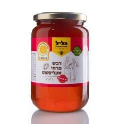 דבש פרחי אקליפטוס 1 קג'