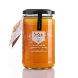כורכומין טבעי בדבש דבורים טהור