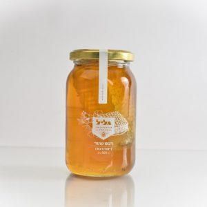 יערת דבש 500 גרם