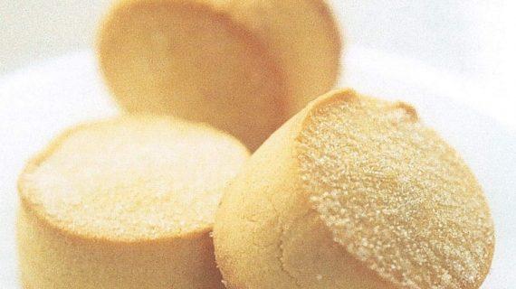 עוגיות פריכות על בסיס שמן זית (הצרפתים קוראים להן סבלה)
